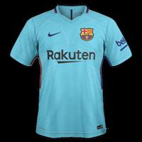 Barcelona 2017/18 - 2
