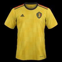 Belgium 2018 - 2