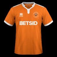 Blackpool 2018/19 - 1