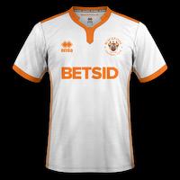 Blackpool 2018/19 - 2