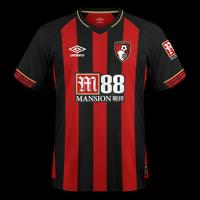 Bournemouth 2018/19 - 1