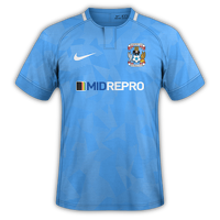 Coventry 2018/19 - 1