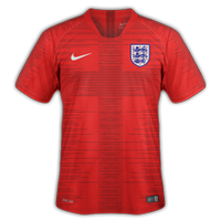 England 2018 - 2