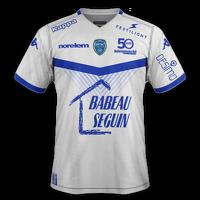 ES Troyes AC 2018/19 - 2