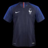 France 2018 - 1