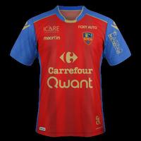 GFC Ajaccio 2018/19 - 1