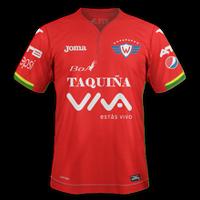 Jorge Wilstermann 2017/18 - 1
