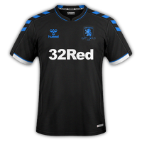 Middlesbrough 2018/19 - 2
