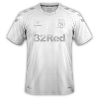 Middlesbrough 2018/19 - 3