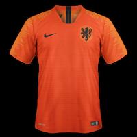 Netherlands 2018 - 1
