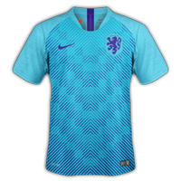 Netherlands 2018 - 2