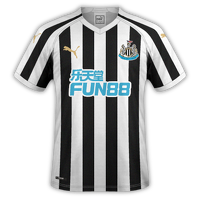 Newcastle 2018/19 - 1
