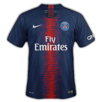 Paris Saint-Germain 2018/19 - 1