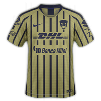 Pumas 2018/19 - 2