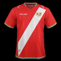 Rayo Vallecano 2017/18 - 2