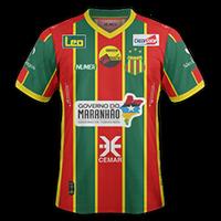 Sampaio Corrêa 2017 - 1