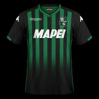 Sassuolo 2018/19 - 1