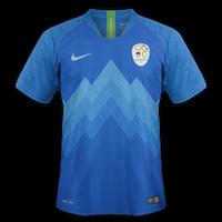 Slovenia 2018 - 2