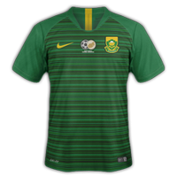 South Africa 2018 - 2