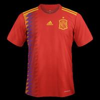 Spain 2018 - 1