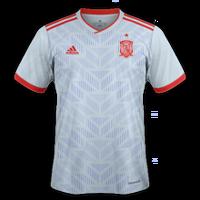 Spain 2018 - 2