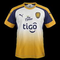 Sportivo Luqueño 2017 - 2