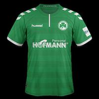 Greuther Fürth 2017/18 - 2