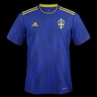 Sweden 2018 - 2