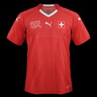 Switzerland 2018 - 1