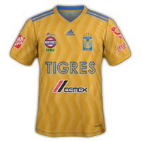 Tigres 2018/19 - 1
