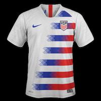 USA 2018 - 1