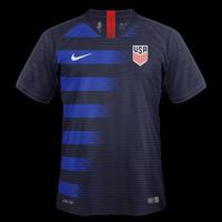USA 2018 - 2