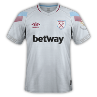 West Ham 2018/19 - 3