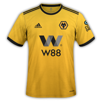 Wolves 2018/19 - 1